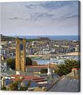 Cornwall - St Ives Canvas Print