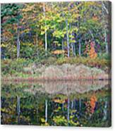 Crawford Notch State Park - White Mountains New Hampshire Usa Canvas Print