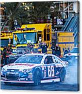 Dale Earnhardt Jr Canvas Print