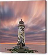 Deserted Lighthouse Canvas Print