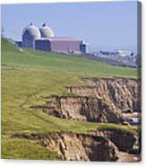 Diablo Canyon Nuclear Power Station Canvas Print