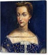 Diane De Poitiers (1499-1566) Canvas Print