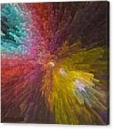 3 Dimensional Art Canvas Print