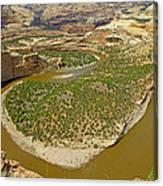Dinosaur National Monument Canvas Print