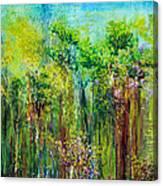 Edge Of Eden Canvas Print