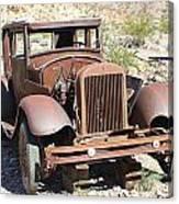 Eldorado Canyon Auto Show Canvas Print