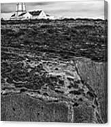 Espichel Cape Lighthouse Canvas Print