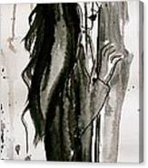 Figure Art Painting Canvas Print