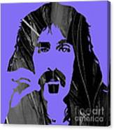 Frank Zappa Collection Canvas Print