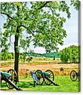 Gettysburg Battleground Canvas Print