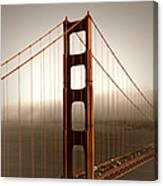 Lovely Golden Gate Bridge Canvas Print