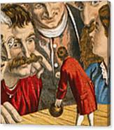 Gullivers Travels Canvas Print