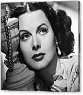 Hedy Lamarr, Ca. Early 1940s Canvas Print