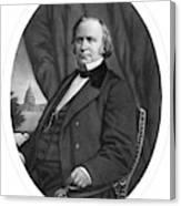 Henry Wilson (1812-1875) Canvas Print