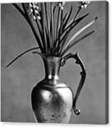 Hyacinth Still Life Canvas Print