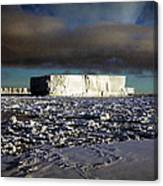 Iceberg In The Ross Sea Antarctica Canvas Print
