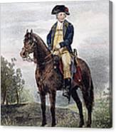 Israel Putnam (1718-1790) Canvas Print