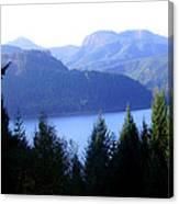 Lakes 8 Canvas Print