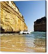 Loch Ard Gorge Canvas Print