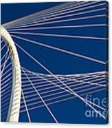 Margaret Hunt Hill Bridge Canvas Print