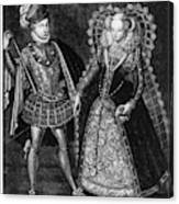 Mary, Queen Of Scots (1542-1587) Canvas Print