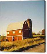 Michigan Barn Canvas Print