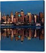 Midtown Manhattan Skyline Canvas Print