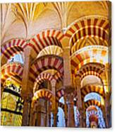Mosque-cathedral In Cordoba Canvas Print