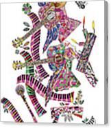 Musical Minds Canvas Print