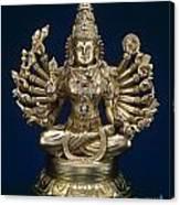 Mysore Treasure Canvas Print