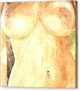Nude Women Canvas Print