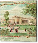 Pan-american Exposition Canvas Print