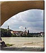 Passau Germany Canvas Print