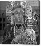 Patron Of Poland Canvas Print