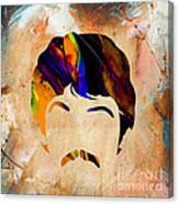 Paul Mccartney Collection Canvas Print