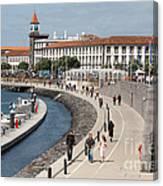 Ponta Delgada - Azores Canvas Print
