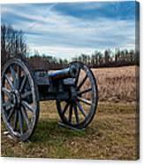 Saratoga Battlefield Canvas Print