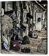 Saratoga Canvas Print