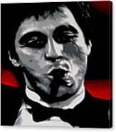 Scarface 2013 Canvas Print