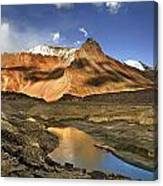 Serchu Valley Leh India Canvas Print