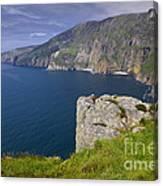 Slieve League Cliffs, Ireland Canvas Print