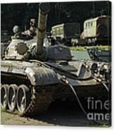 T-72 /2/ Canvas Print