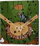 T-Mobile Home Run Derby Canvas Print