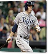 Tampa Bay Rays V Houston Astros Canvas Print