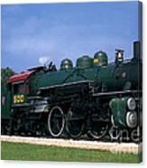 Texas State Railroad Canvas Print