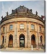 The Bode Museum Berlin Germany Canvas Print