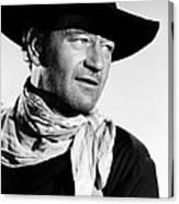The Searchers, John Wayne, 1956 Canvas Print