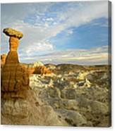 Toadstool Caprocks Grand Staircase Canvas Print