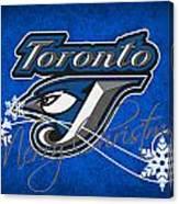 Toronto Blue Jays Canvas Print