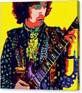 Transcendent Clapton Canvas Print